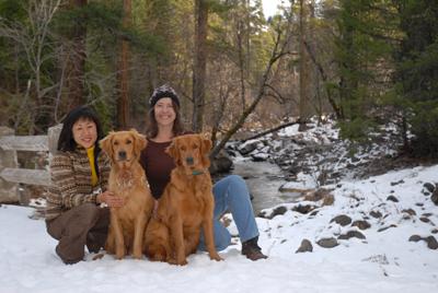 Noriko, Sakurako, Mary & Hawk