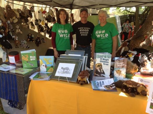 Shasta Wildlife Rescue fundraiser.