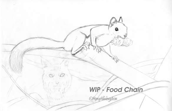 "WIP - 1 ""Food Chain"""